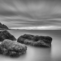 Buy canvas prints of Pier on the Horizon by Don Hooper