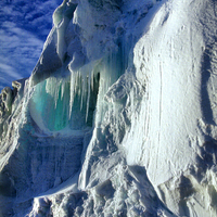 Buy canvas prints of Iceberg Giant, Cape Roget, Antarctica by Carole-Anne Fooks