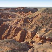 Buy canvas prints of  Southern Gobi Mongolia by Carole-Anne Fooks