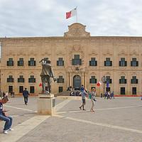 Buy canvas prints of Valletta, Malta by Carole-Anne Fooks