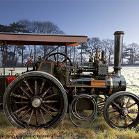 Buy canvas prints of Traction Engine