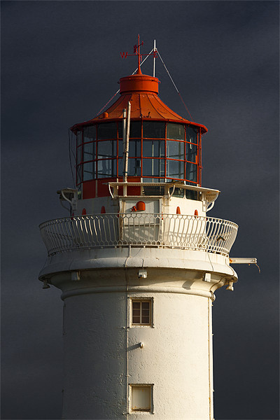 New Brighton Lighthouse Canvas print by Rob Lester
