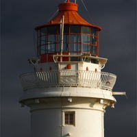 Buy canvas prints of New Brighton Lighthouse by Rob Lester