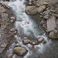Buy canvas prints of 2 river in taroko national park by anne lyubareva