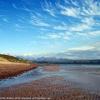 Buy canvas prints of Torridon from Big Sand by Jennifer Watson