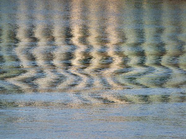 Reflections Canvas print by Jennifer Watson