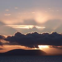Buy canvas prints of Skye Sunset by Jennifer Watson