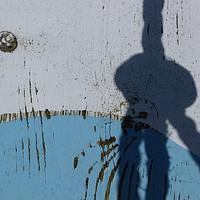 Buy canvas prints of Knotty shadow by Jennifer Watson