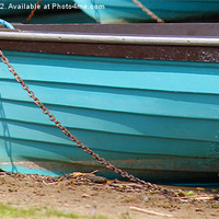 Buy canvas prints of Rowing Boat by Michelle Orai