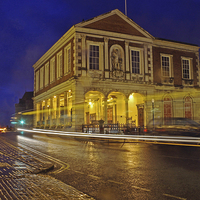 Buy canvas prints of Windsor Guildhall by Tony Murtagh