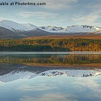 Buy canvas prints of Loch Morlich by Jamie Green Voluntary Ranger