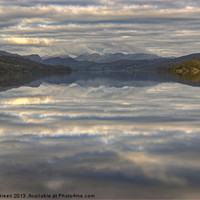 Buy canvas prints of Coniston Water by Jamie Green Voluntary Ranger