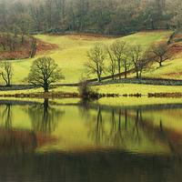 Buy canvas prints of Rydal Water by Jamie Green Voluntary Ranger