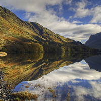 Buy canvas prints of  Buttermere by Jamie Green Voluntary Ranger