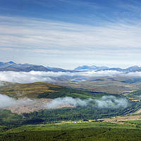 Buy canvas prints of The View West by Jamie Green