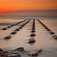 Buy canvas prints of STEPPING STONES by raymond mcbride