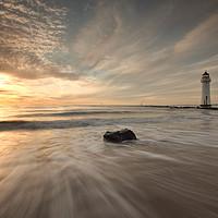Buy canvas prints of SEA MIMICS THE SKY by raymond mcbride