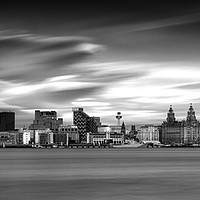 "Buy canvas prints of  ""Liverpool Waterfront"" by raymond mcbride"