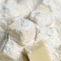 Buy canvas prints of Butter cubes in plain flour by Jayne Lloyd