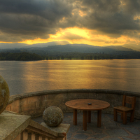 Buy canvas prints of  Windermere view by John Kay