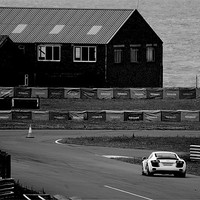 Buy canvas prints of Anglesey Track Day Round 2 by Roger Cruickshank