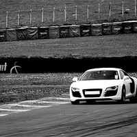 Buy canvas prints of Anglesey Track Day by Roger Cruickshank