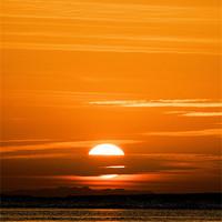 Buy canvas prints of Sharm Sunrise 7 by Brian  Raggatt