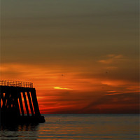 Buy canvas prints of Dawn of a new day by Jim Jones