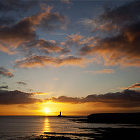 Buy canvas prints of New Year's Day Sunrise by Jim Jones