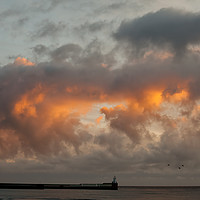 Buy canvas prints of What a lot of sky! by Jim Jones