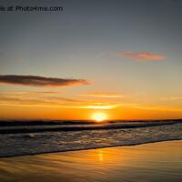 Buy canvas prints of Super September Seaton Sluice Sunrise Panorama by Jim Jones