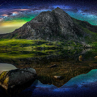 Buy canvas prints of Sky Full Of Stars by Adrian Evans