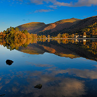 Buy canvas prints of Grasmere by Robert Fielding
