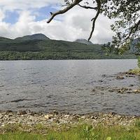Buy canvas prints of  Loch Lomond by Diana Mower