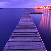 Buy canvas prints of West Kirby by Ben Welsh