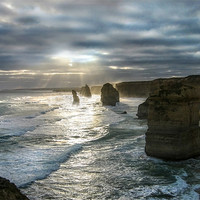 Buy canvas prints of The Twelve Apostles by World Images