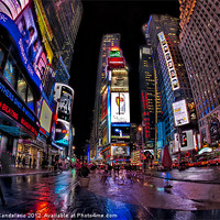 Buy canvas prints of The City That Never Sleeps by Susan Candelario