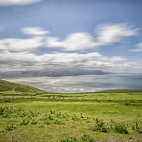 Buy canvas prints of Great Orme Summit by Jonathan Thirkell