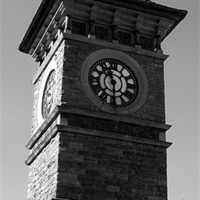 Buy canvas prints of Clock Tower by Anthony Palmer-Greene