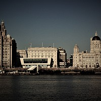 Buy canvas prints of The Three Graces by John Wain