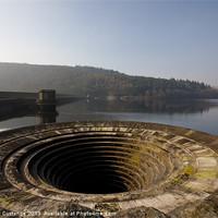 Buy canvas prints of Ladybower reservoir by UK Landscape Canvas by Graham Custance
