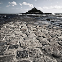 Buy canvas prints of St Michaels Mount by UK Landscape Canvas by Graham Custance