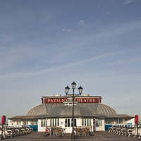 Buy canvas prints of Cromer Pier, Norfolk by UK Landscape Canvas by Graham Custance