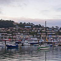 Buy canvas prints of River Dart by Graham Custance