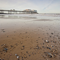 Buy canvas prints of Cromer Pier by Graham Custance