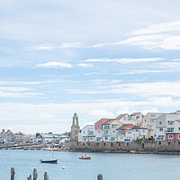 Buy canvas prints of Swanage, Dorset  by Graham Custance