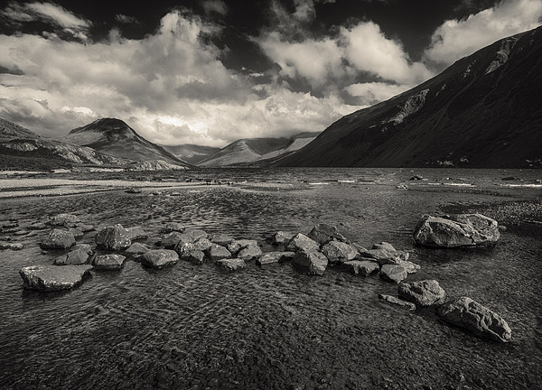 Wastwater Acrylic by Graham Moore