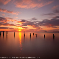 Buy canvas prints of The tide is turning by Paul Farrell Photography