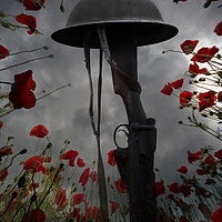 Buy canvas prints of Remembered by Jason Green