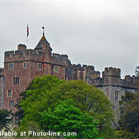 Buy canvas prints of Dunster Castle by William Kempster